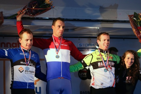 podium Amateurs Foto Paul Barelds