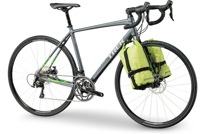 Trek 720 Disc in tekst
