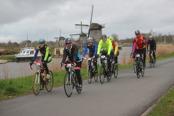 Ronde van Noord Holland-post