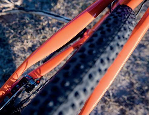 Cannondale Slate Force noppenband getest -review
