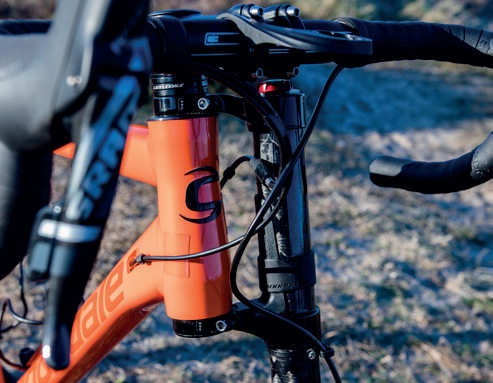 Sram Shifters - Cannondale Slate Force 1 - review -test